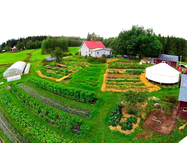 maison permaculture