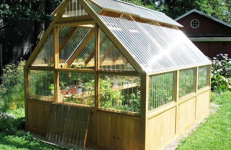 permaculture serre semis nurserie hivernage boutures