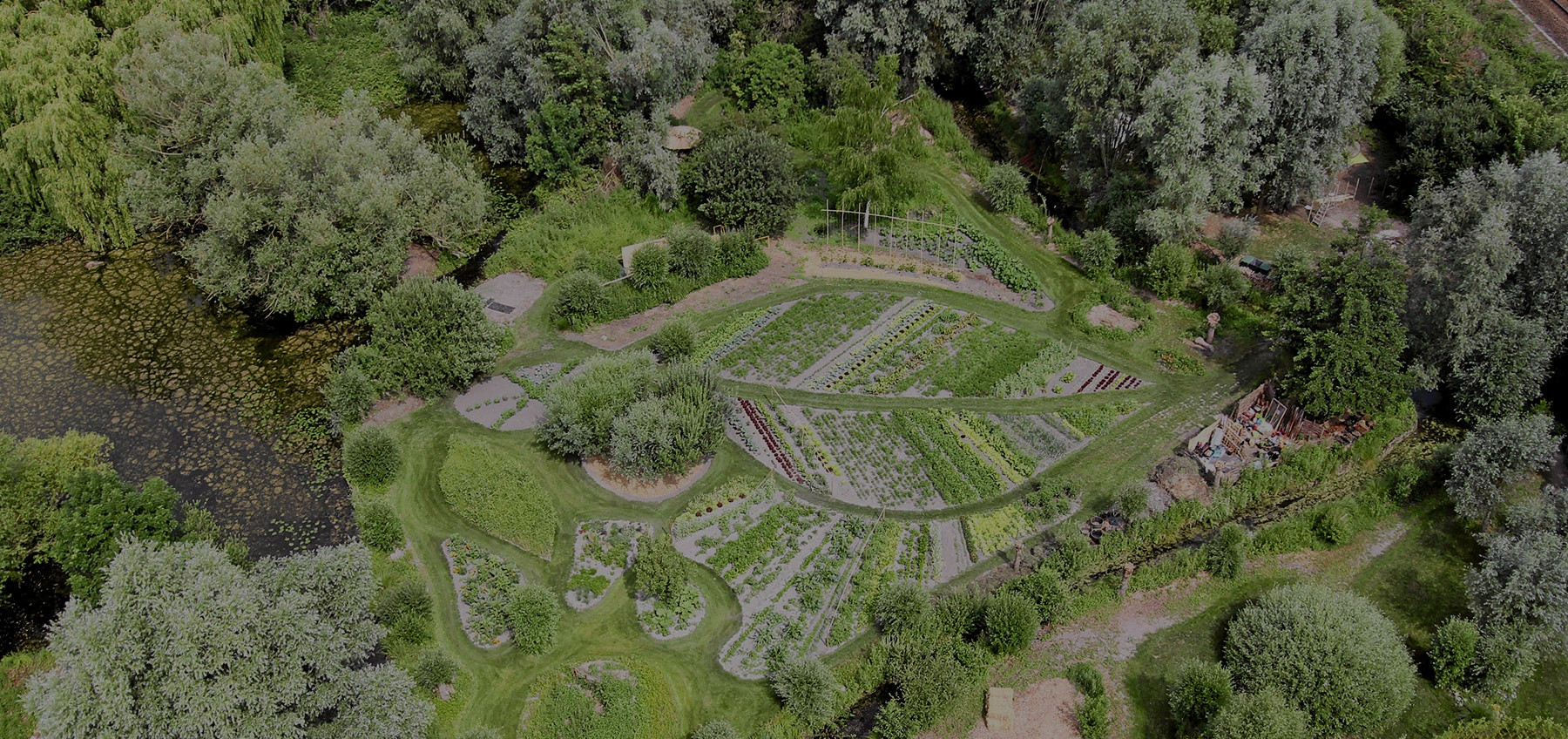 design terre permaculture agriculture urbaine autonomie ferme