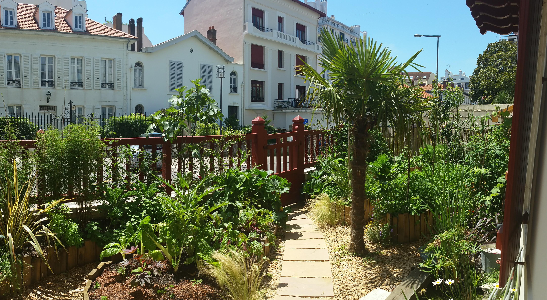 permaculture design pays basque biarritz