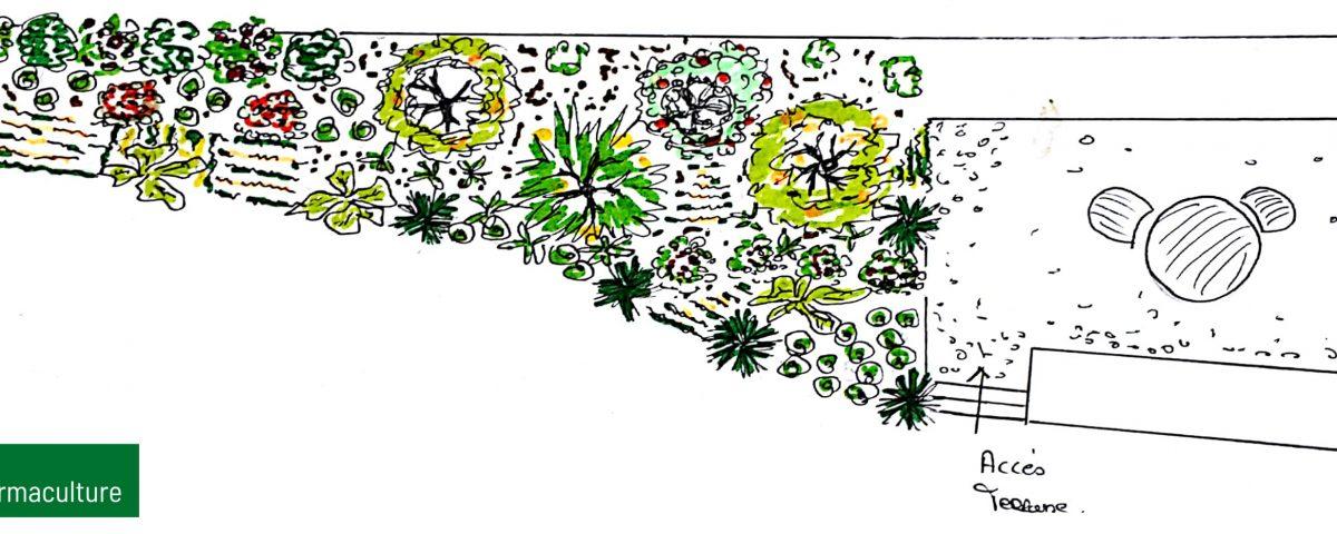 permaculture en copro copropriété urbain ville