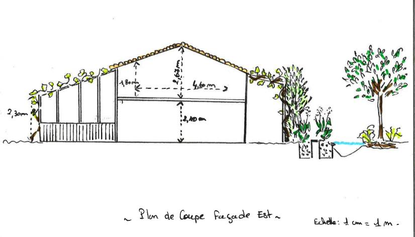 Permaculture habitat maison passive positive énergie